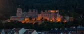 normale Schlossbeleuchtung