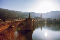 Schloss, Alte Brücke und Altstadt